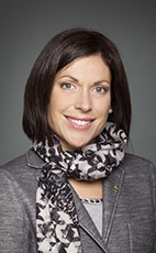 Photo - Karine Trudel - Click to open the Member of Parliament profile