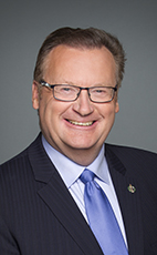Photo - Kevin Waugh - Click to open the Member of Parliament profile