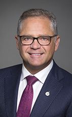 Photo - Len Webber - Click to open the Member of Parliament profile