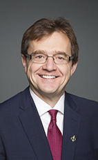 Photo - The Honourable Jonathan Wilkinson - Click to open the Member of Parliament profile
