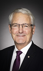 Photo - L'honorable Marc Garneau