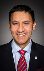 View Arif Virani Profile